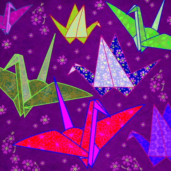Margot Miller Origami