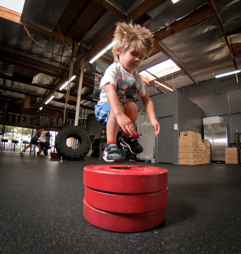 3 Reasons CrossFit will Improve your kids academics ...