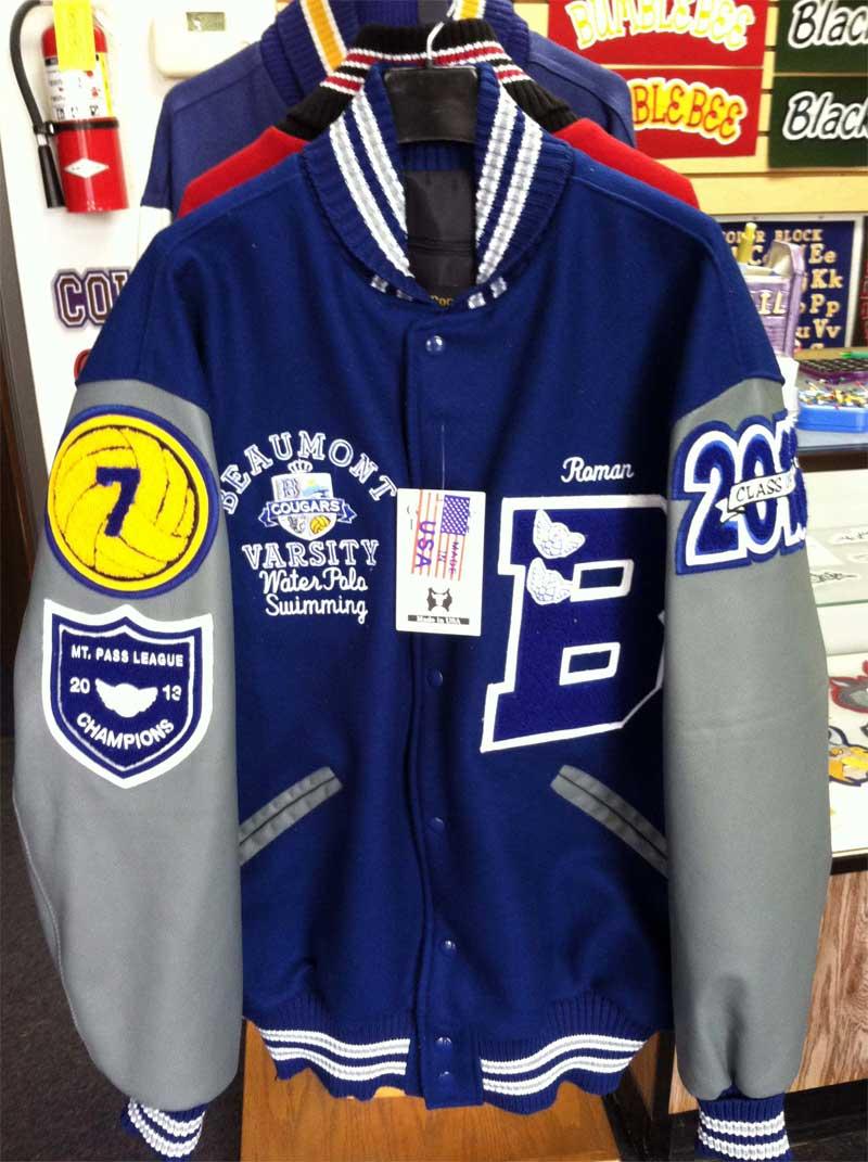 Lettermen Jacket