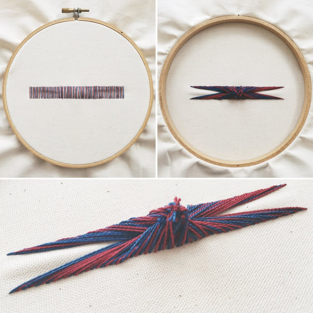 Embroidery Study 8(A?)