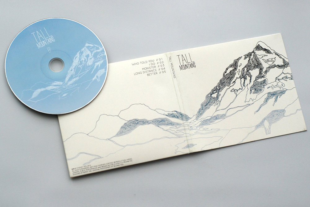 Tall Mountains EP