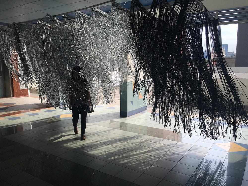 Rifqi Amirul,  Transit , 2017