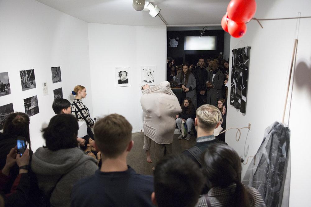 Pixie Tan,  Fabrications , 2019 (choreographed by Maisie Sadgrove)