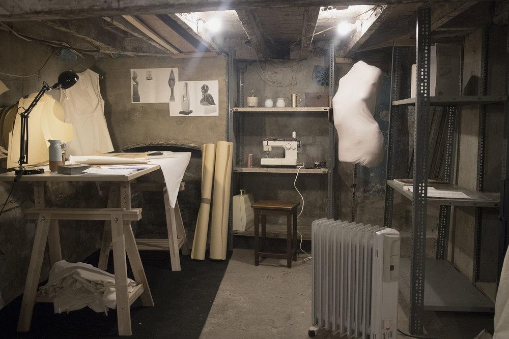 Pixie Tan,  Fabrications , 2019