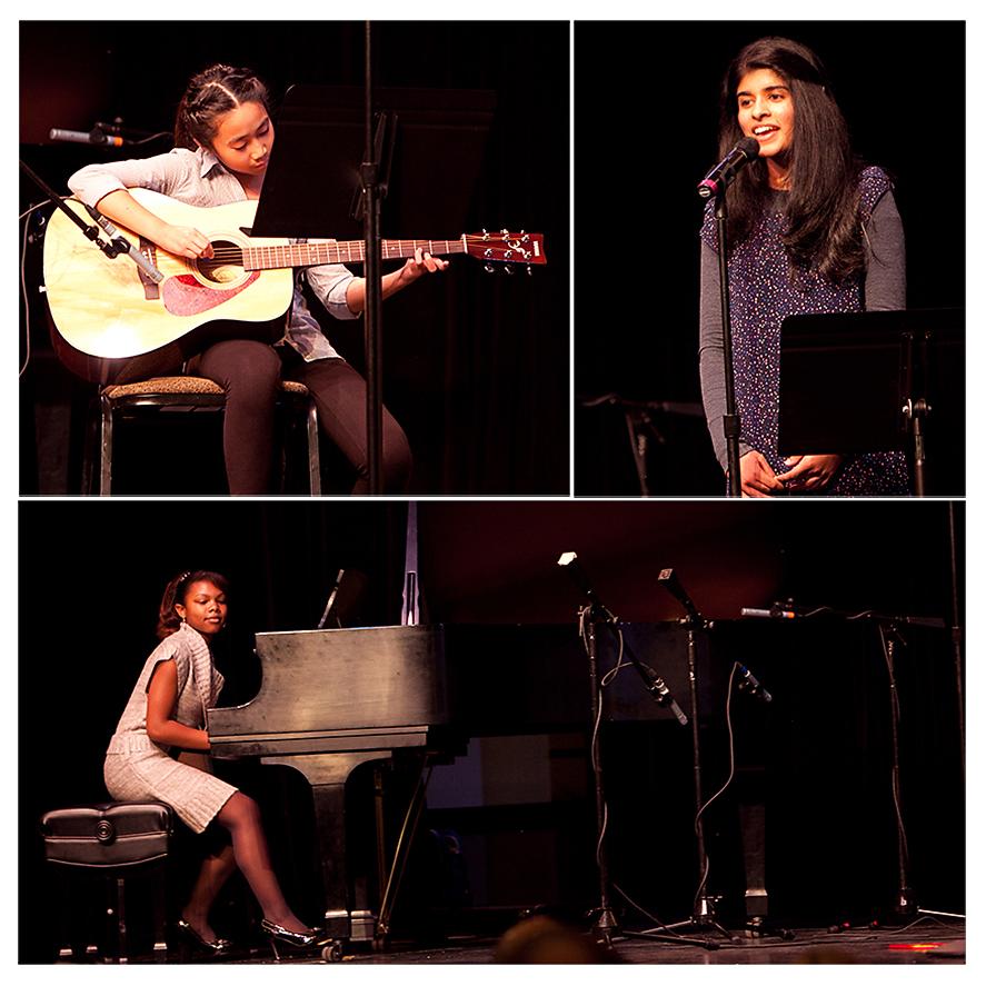 Recital at McKinney Performing Arts Center
