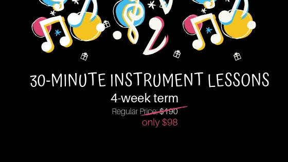 Four Week Lesson Plan - Select $140 and use promo code: MBMS30