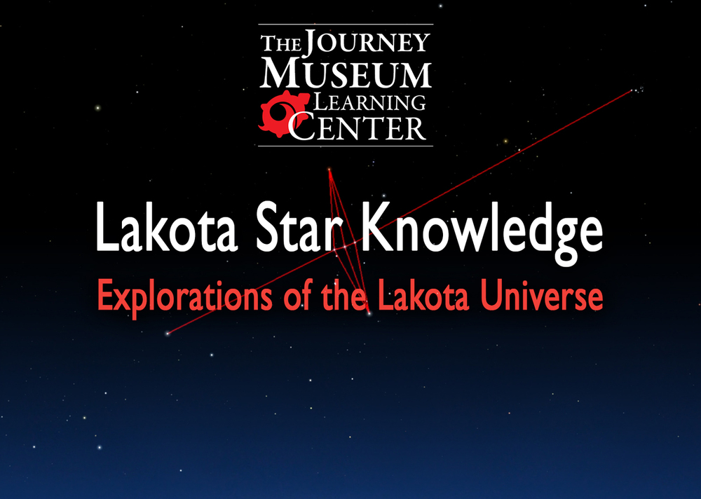 """Lakota Star Knowledge"" is a 27-minute film which links the Greco-Roman view of constellations with that of traditional Lakota culture. It was directed by filmmaker Sam Hearst with the assistance of CAIRNS (The Center for American Indian Research and Native Studies) under the direction of Dr. Craig Howe, and with additional support from Oglala Lakota College. The film features Dr. Howe and middle school students from Spring Creek School on the Rosebud Reservation. The film was funded by NASA. DVDs are available for purchase."
