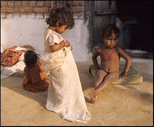 Dressing Up, India