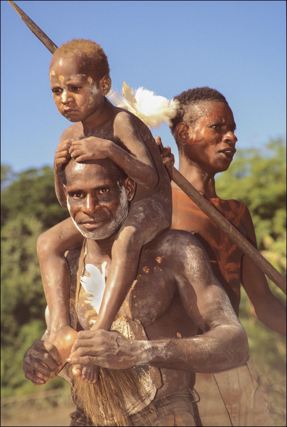 Asmat, New Guinea