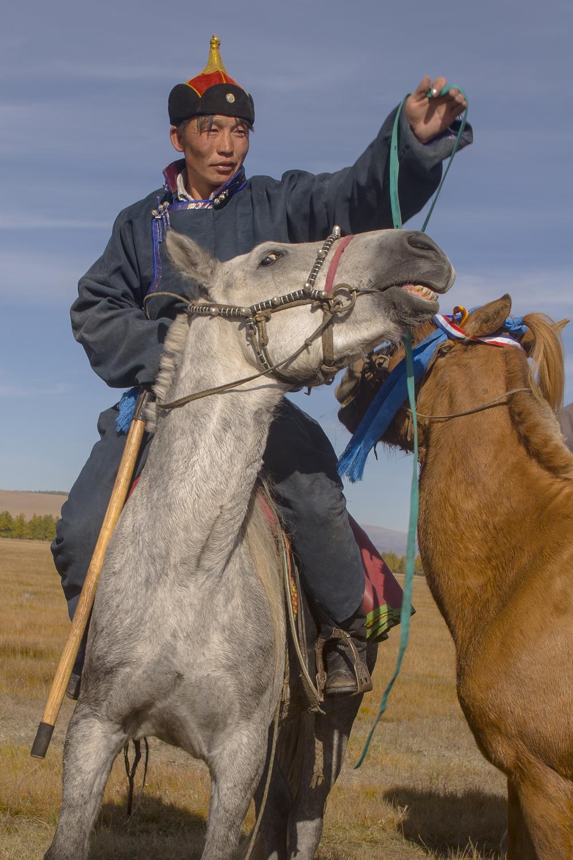 Nomad Herder, Mongolia