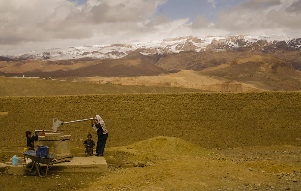 Jawzareen, Afghanistan