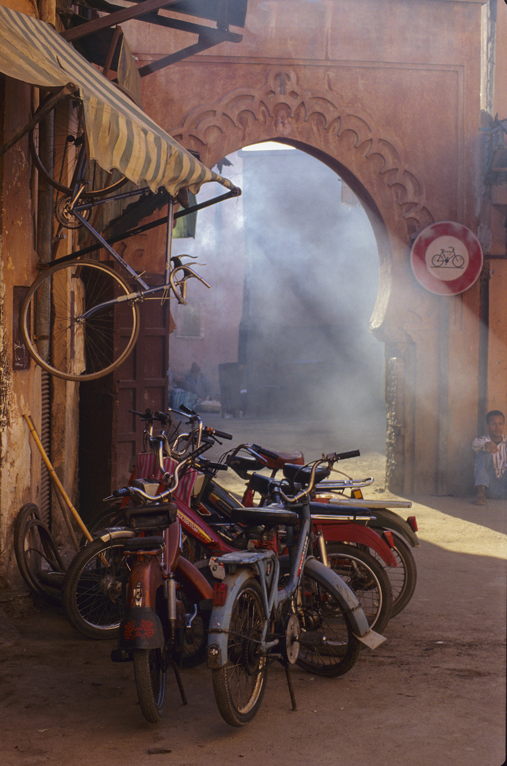 Bicycle shop, Marrakesh