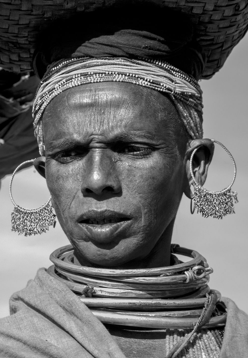 Bonda woman, India