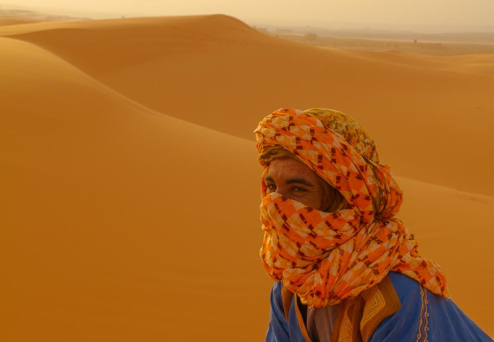 Bedouin, Erg Chebbi