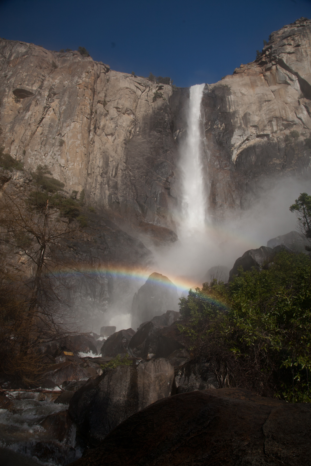 Bridalveil Fall, Yosemite