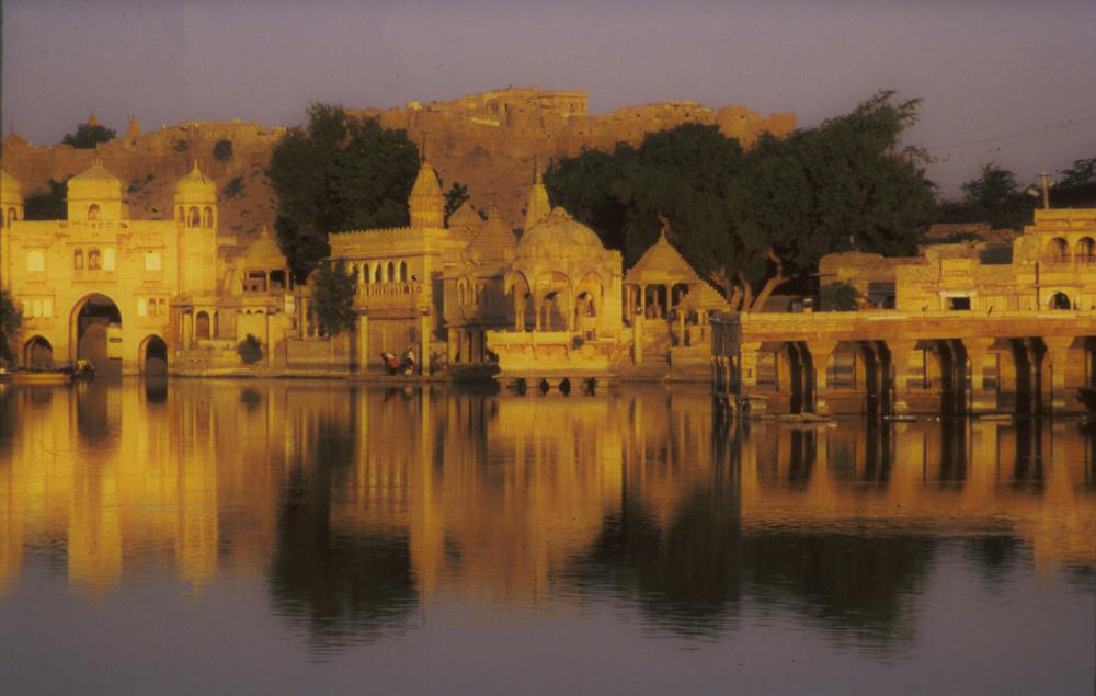 Sunrise, Jaisalmer
