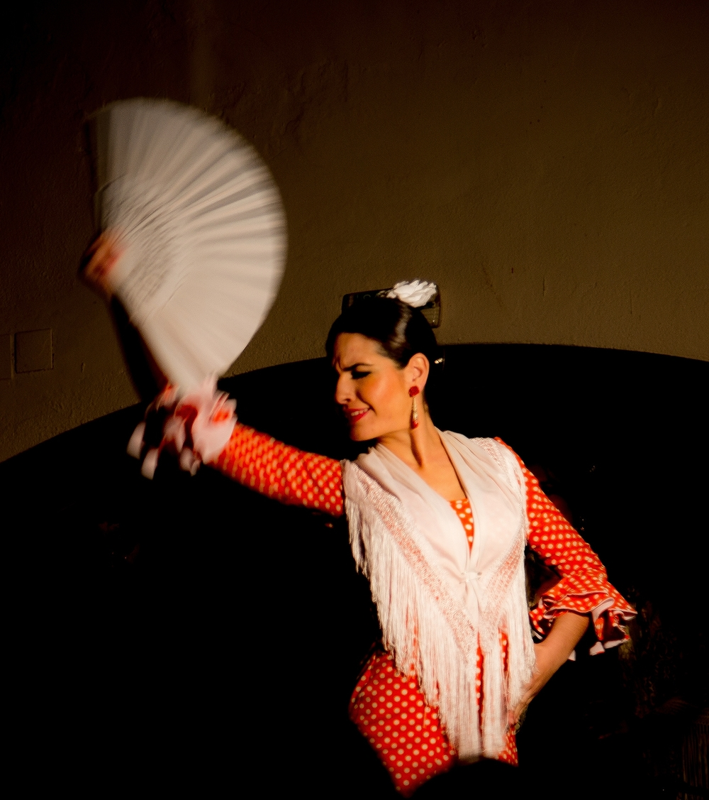 Flamenco dancer, Cordoba