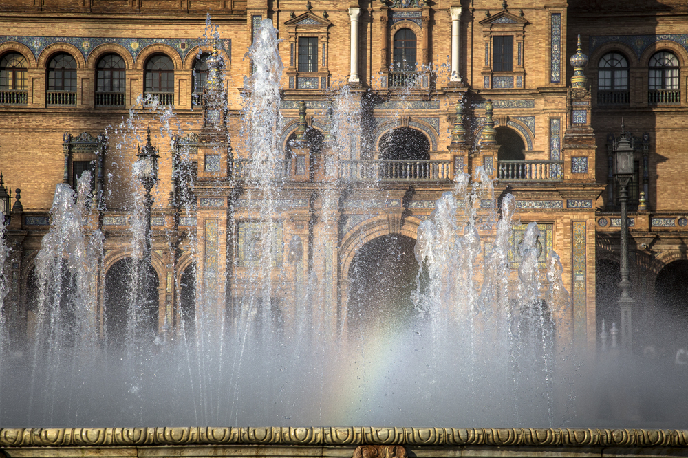 Plaza d'Espana, Sevilla