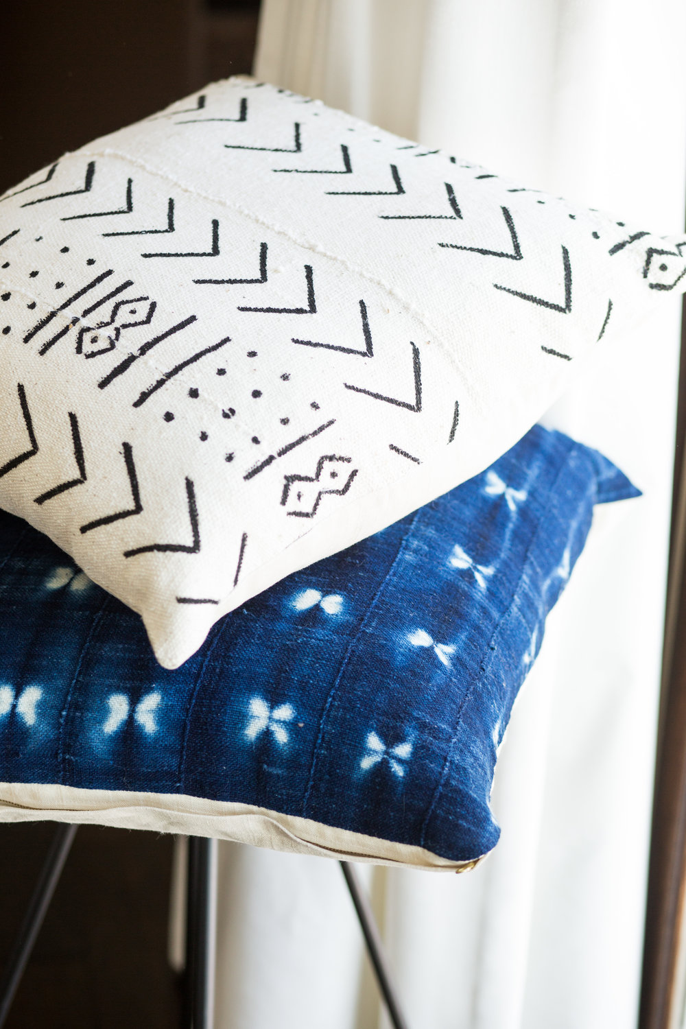 Mudcloth Pillows -