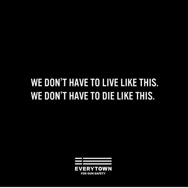 It's time. #endgunviolence @everytown