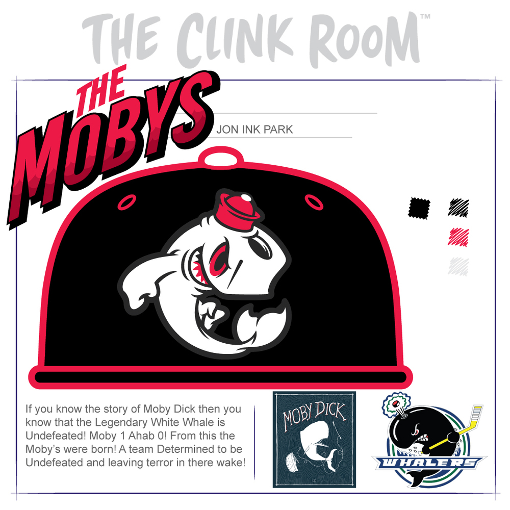 The Clink Room — INK PARK