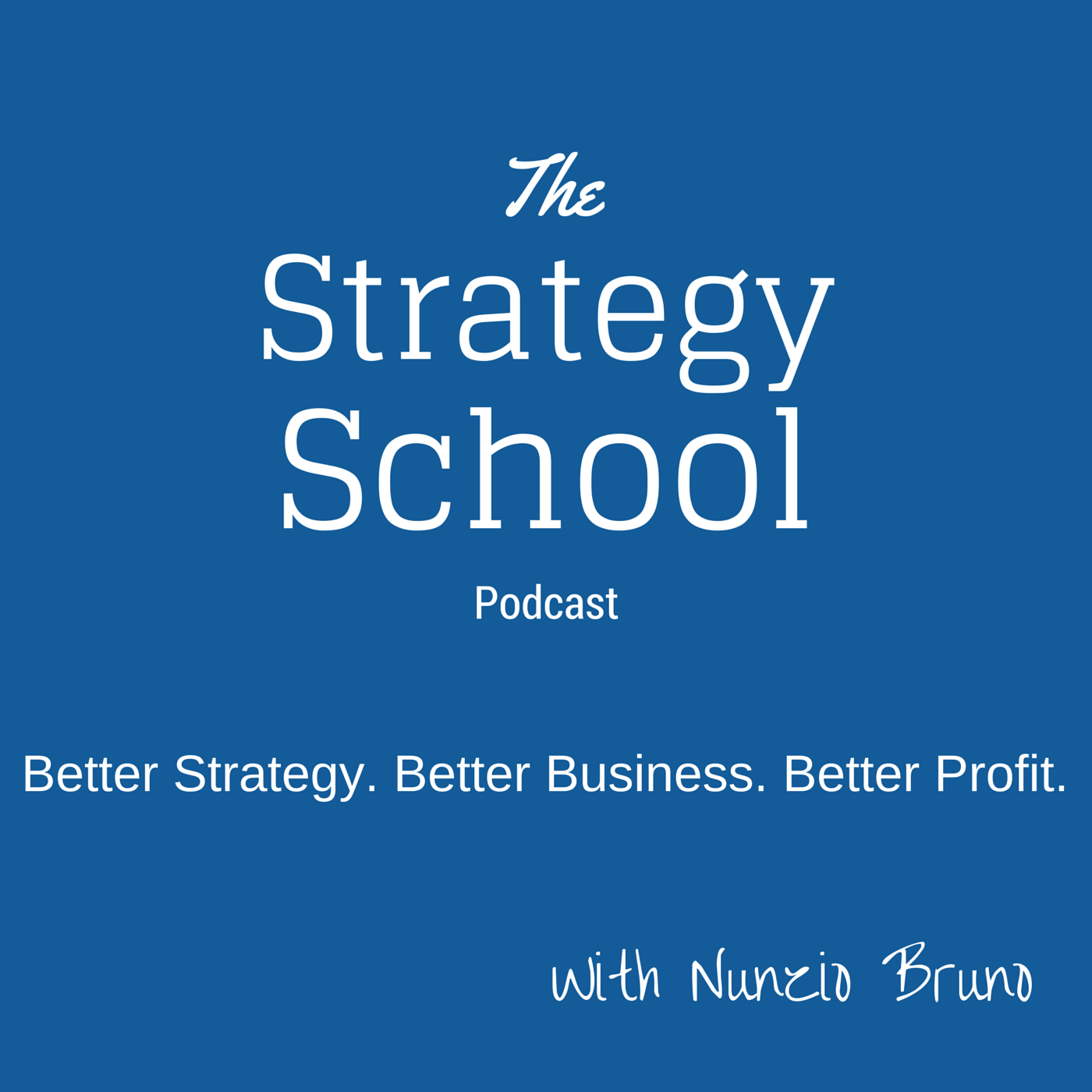 Podcast - Strategy School