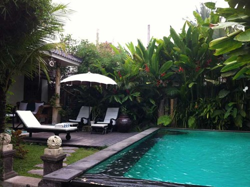 Balinese-style house in Ubud in Bali built for $60,000