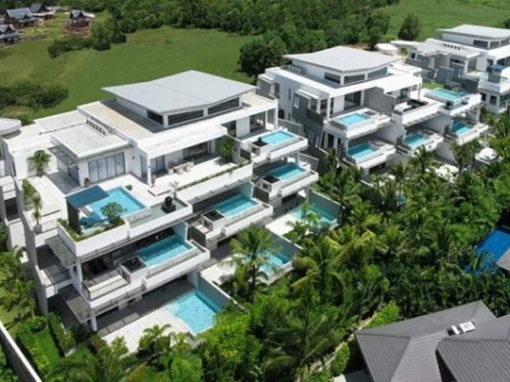 Phuket, Bang Tao 2 bedroom apartment with private pool.  Rents for $3,587 AUD per month