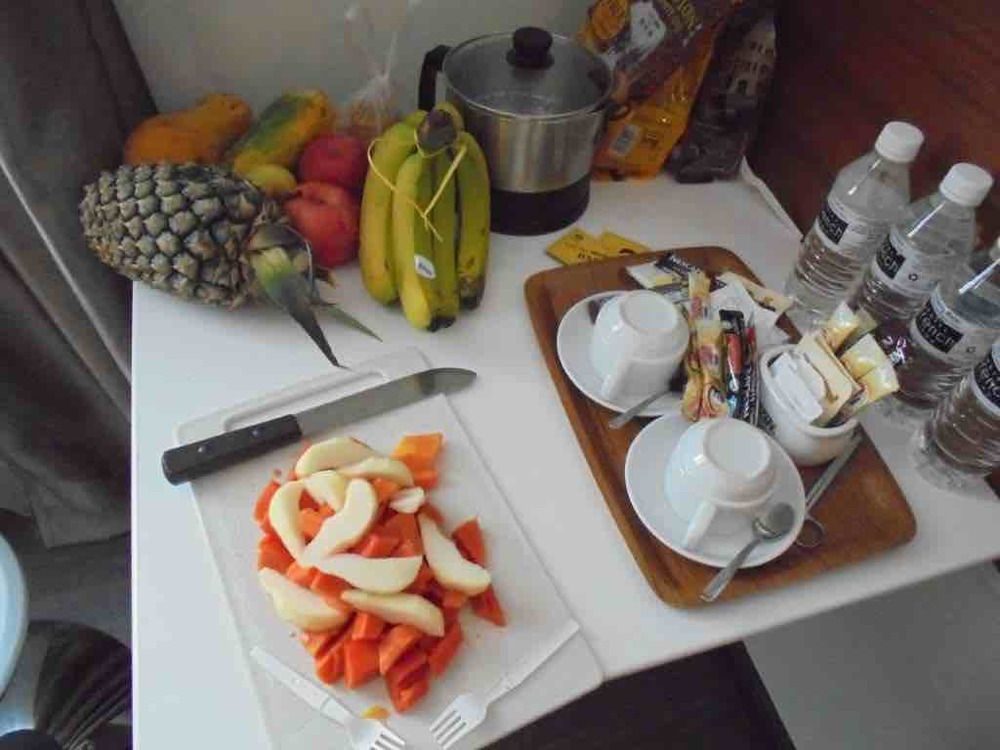 Fruit lunch for 16RM