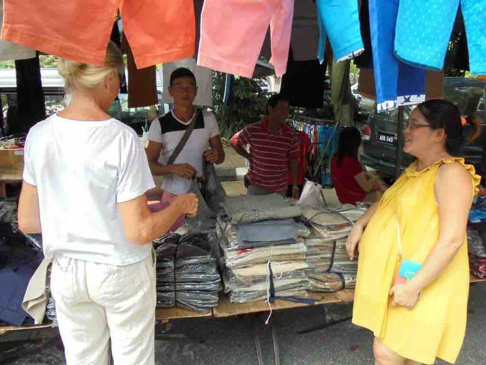 Buying shorts in the market