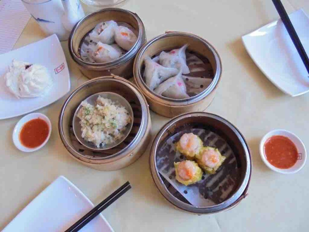 Dim sum lunch at Foh San