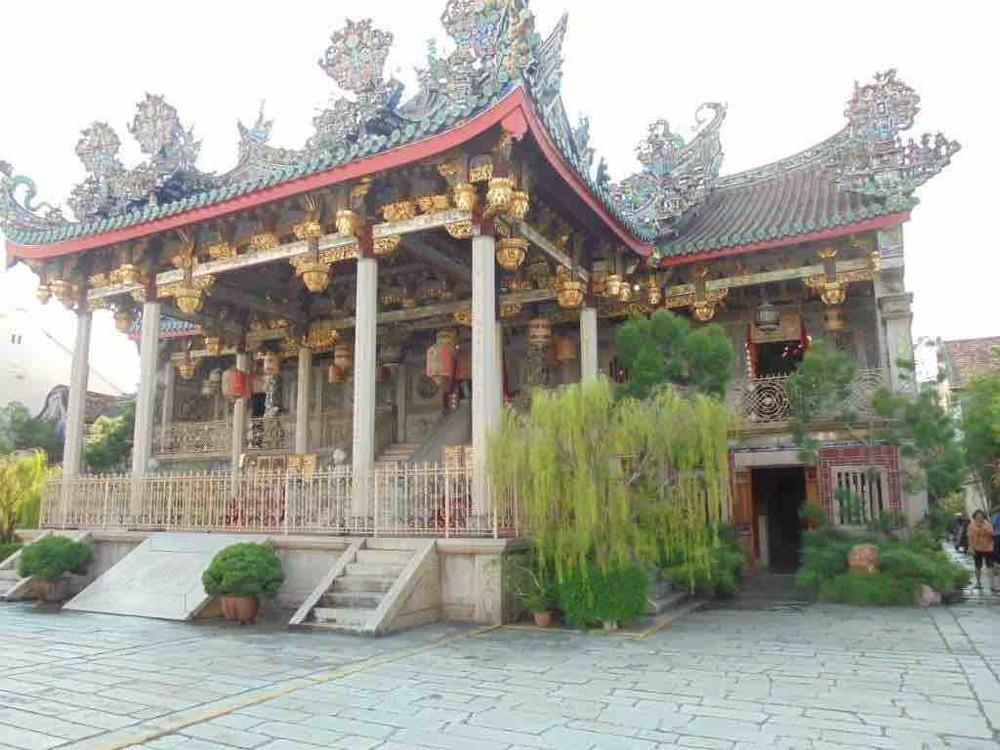 Khoo Kongsi Clan house / Temple