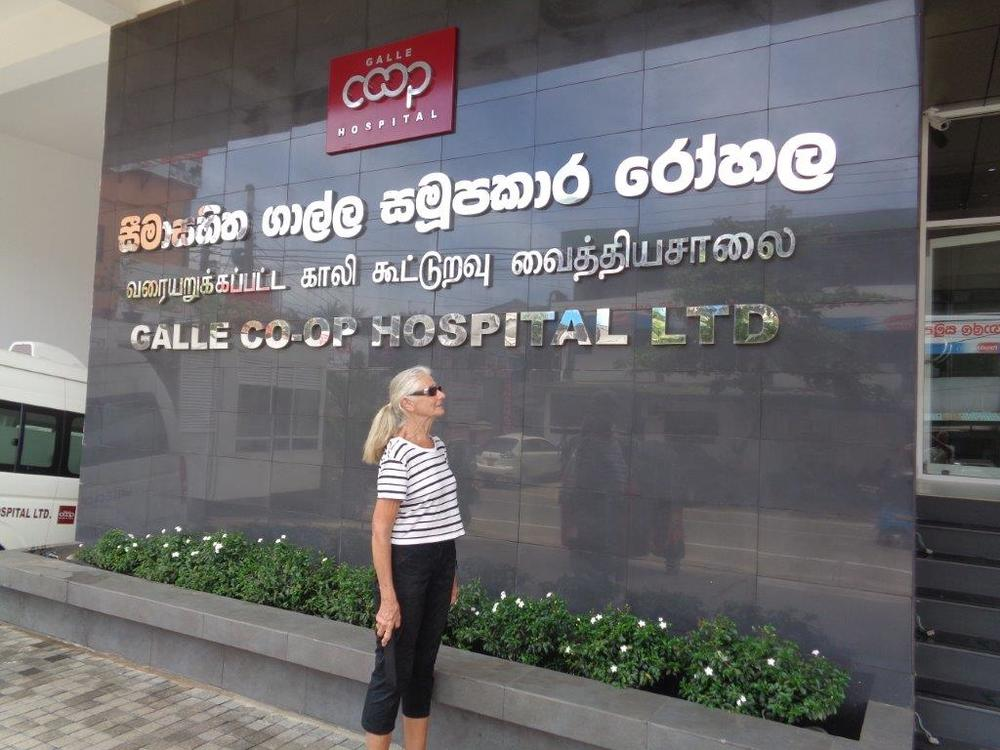 The Galle Co-Op Private Hospital