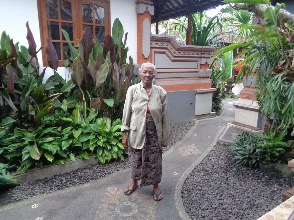 Great Grandmother at Dewi Antara