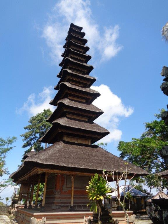 Temple of Puri Bukit