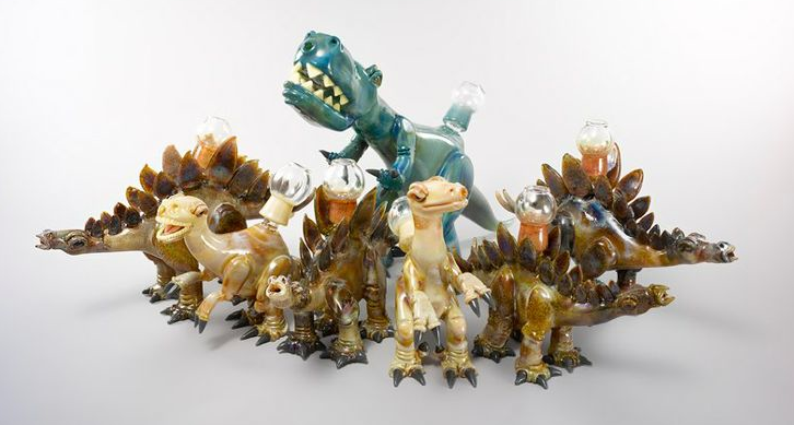 Elbo's dinosaur rigs are amazing, I will own one