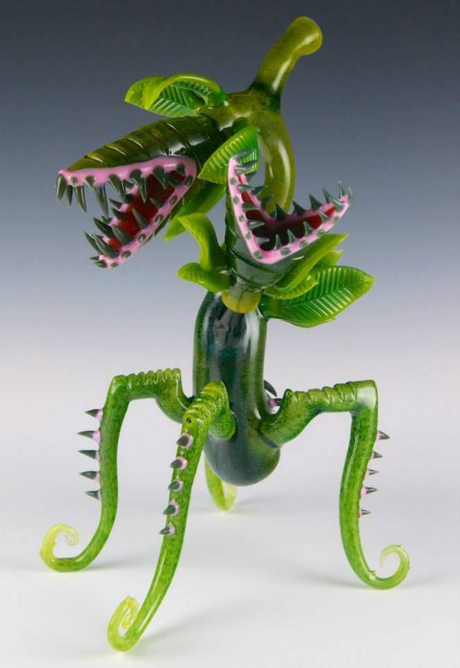 SALT's take on a killer venus fly trap, feed this little monster some dabs