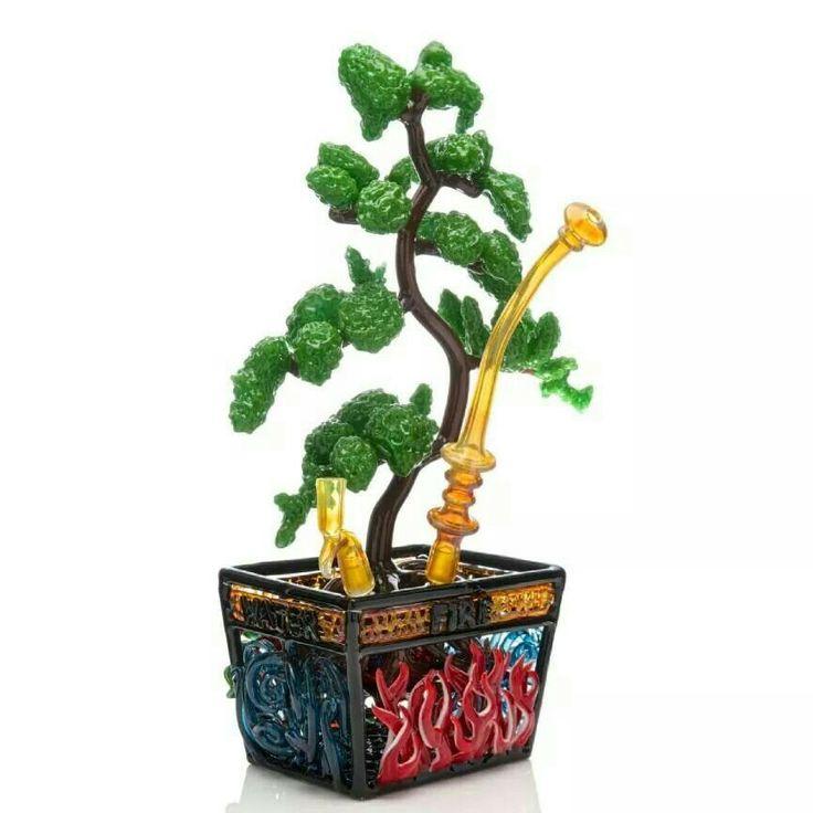 Be zen as fuck with this Adam Whobrey bonsai rig