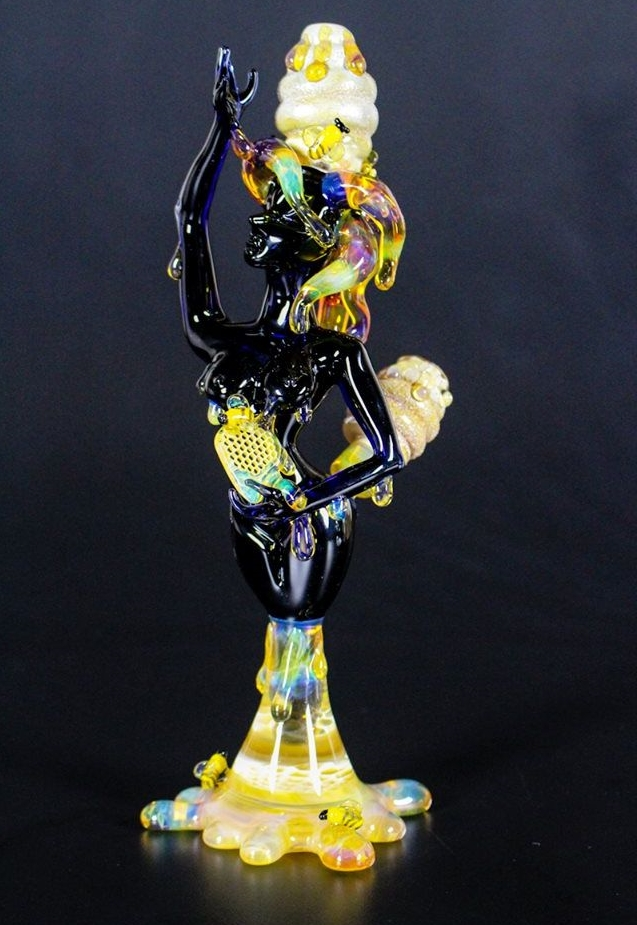 Bitches love honey, especially if it's brought to you by LaceFace & Joe Peters
