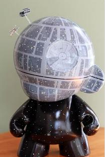 Star Wars Death Star Munny