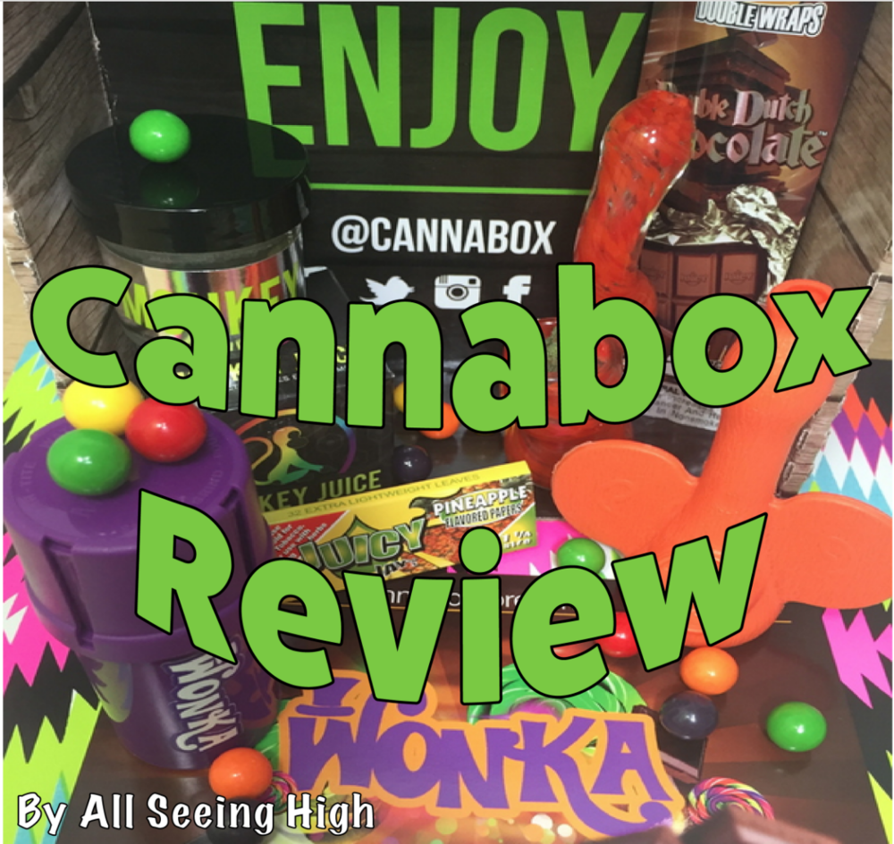 Cannabox Review by All Seeing High