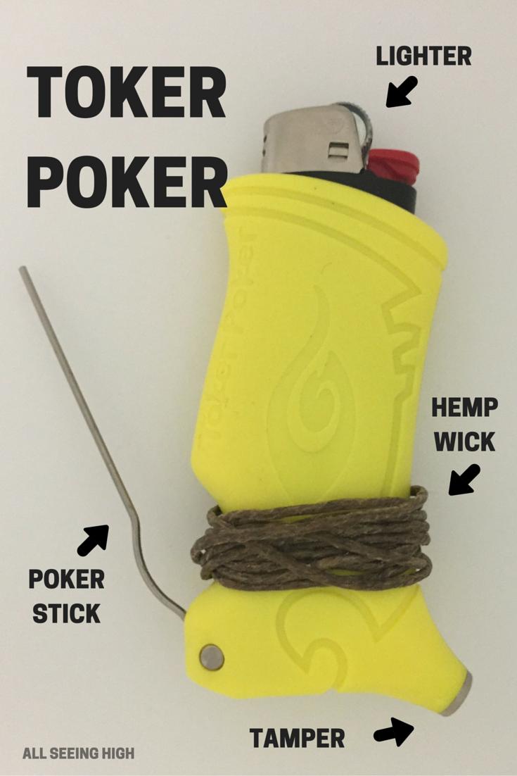 toker poker stoner product review