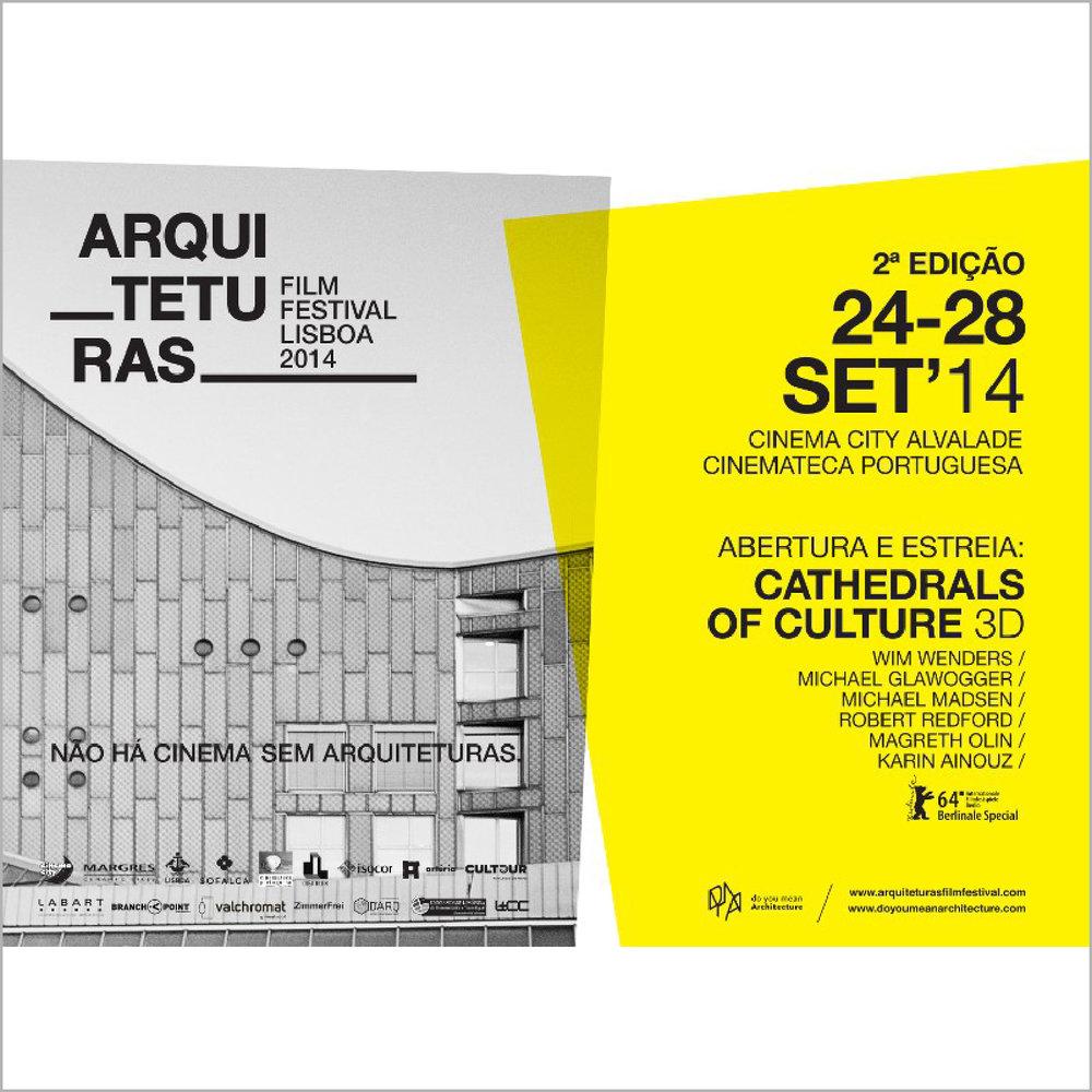 Official Selection - arqui__teturas Film Festival LisbonExperimental Film[2014]