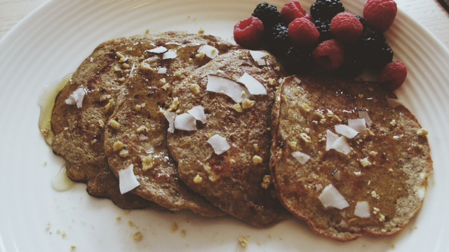 gingerbread pancakes photo.JPG