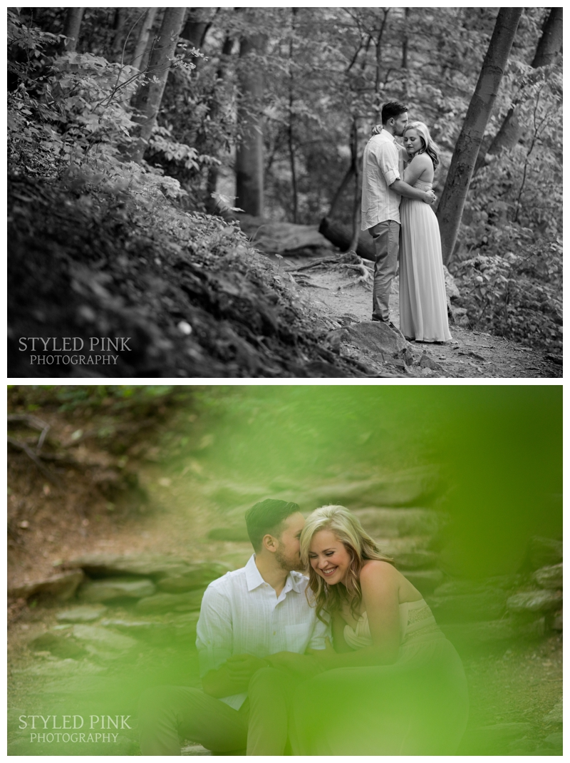 Deana and Zane are so adorable together. I cannot wait for their wedding at The Curtis Center next year!