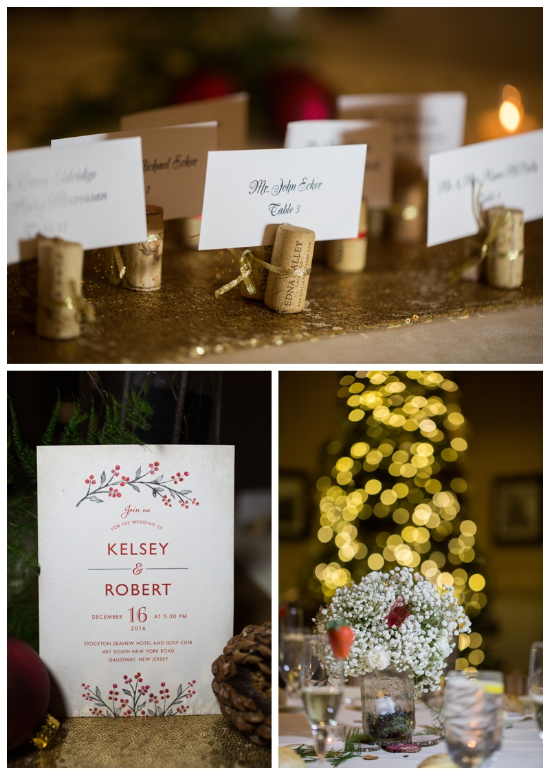 I love their winter themed wedding, and the Christmas tree in the reception room made for the most gorgeous bokeh.