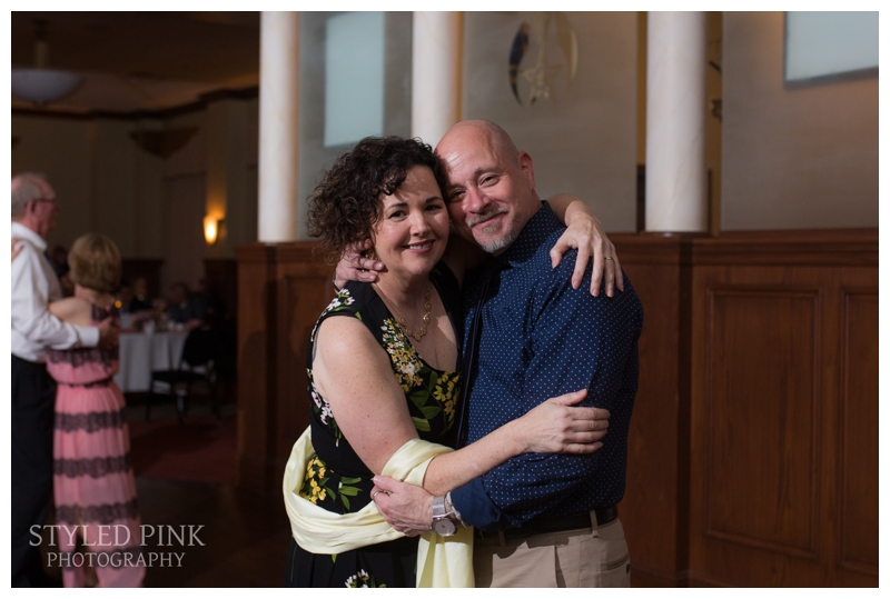 I have to give a big shout out to Bob and Lola LoRusso. They are they best photographers I know. They shot my wedding (almost seven years ago) and have been such great mentors, they've been there for me whenever I need them. It was so nice to get them in front of my camera!