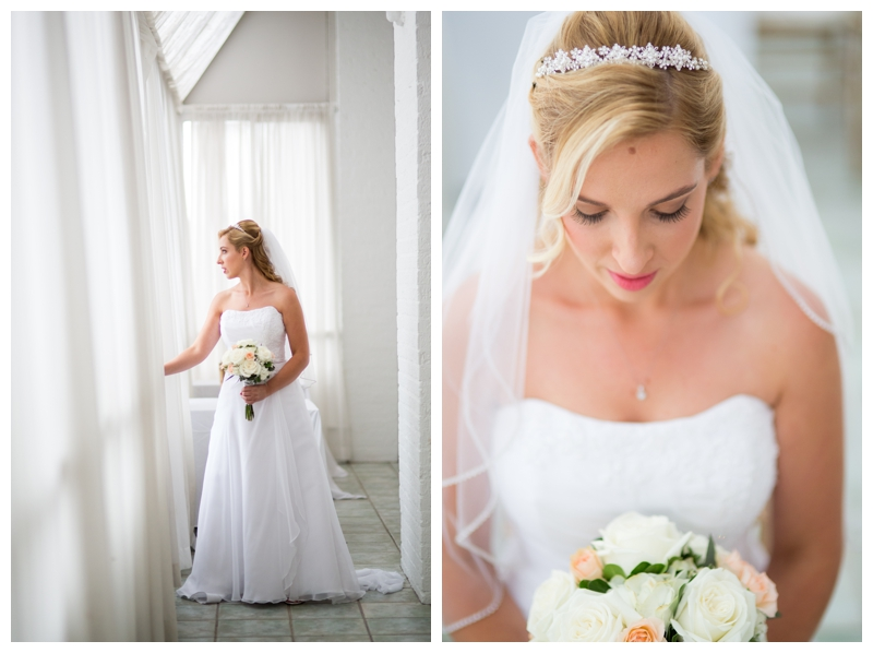 Samantha is stunning, and she was so laid back. Rain on the wedding day? No worries. All she cared about was marrying the love of her life!