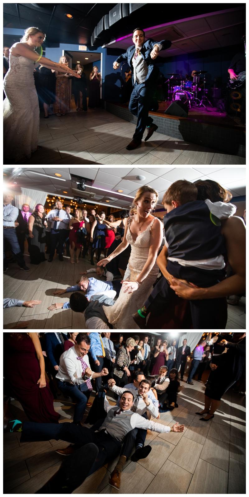 This dancefloor- forever memorable!