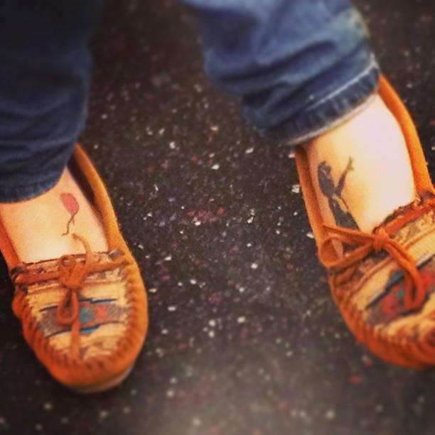 Foot-art #fart